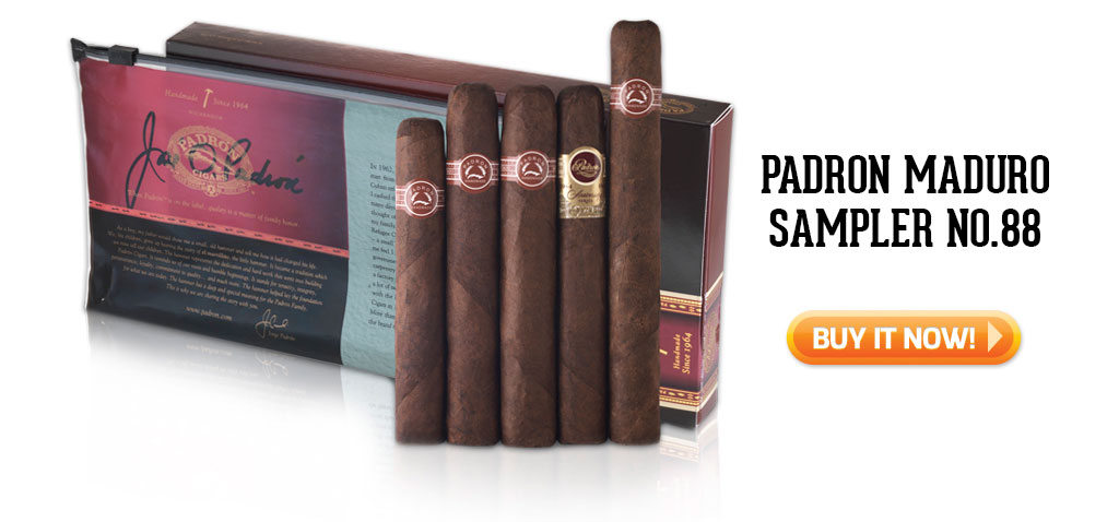 Father's Day gift padron sampler