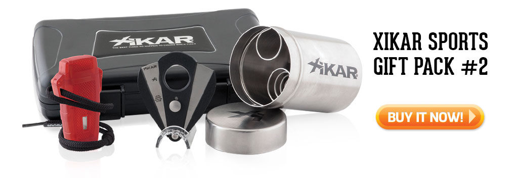 xikar father's day gift pack