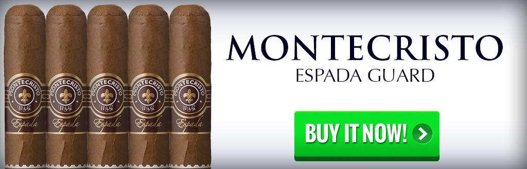 montecristo espada cigars on sale nicaraguan puro