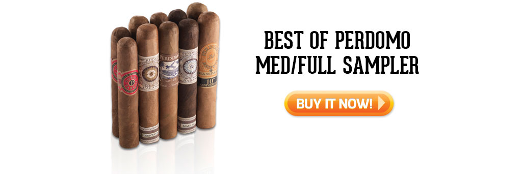 perdomo sampler father's day gift