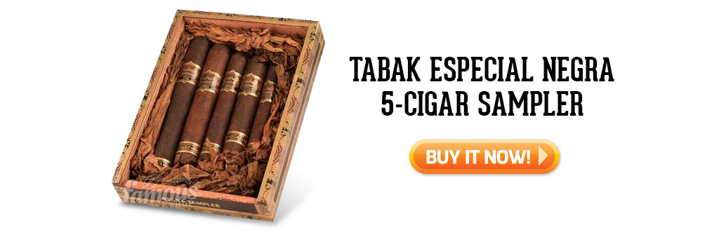 tabak especial sampler father's day gift