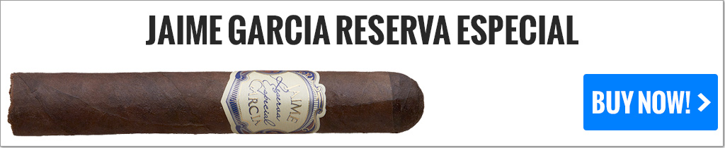 cigar makers jamie garcia reserva especial cigars on sale