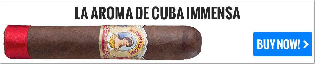 60 ring cigar la aroma de cuba cigars on sale