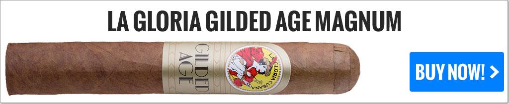 60 ring cigar la gloria cubana igilded age cigars on sale
