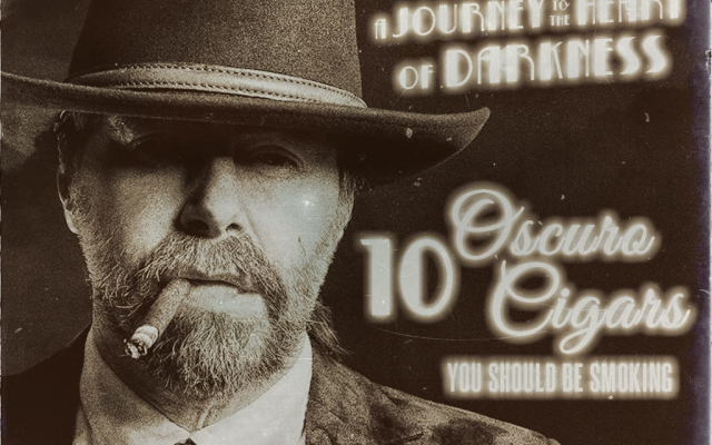 2015 CA Report:  Top 10 Recommended Oscuro Cigars