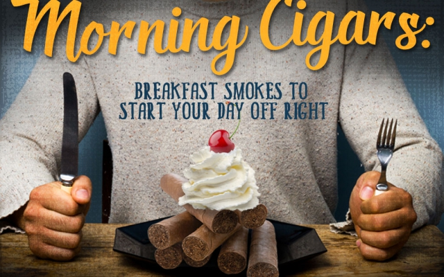 2015 CA Report: Best Morning Cigars