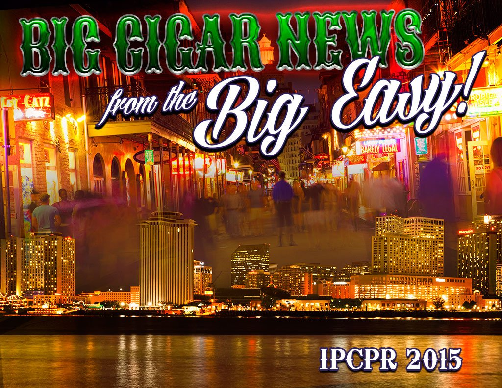 ipcpr 2015 new cigars