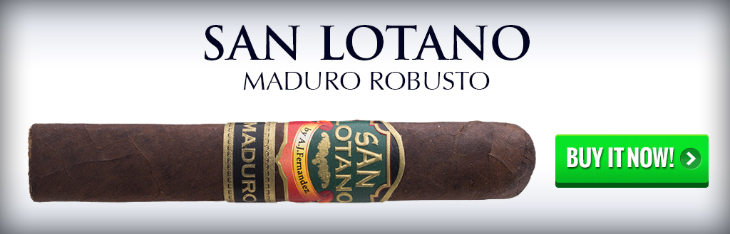 san lotano cigars natural and maduro 2