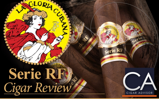 La Gloria Cubana Serie RF Cigar Review: Video