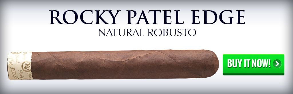 rocky patel edge cigar natural and maduro
