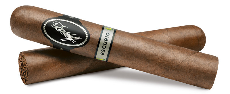 new cigars davidoff escurio