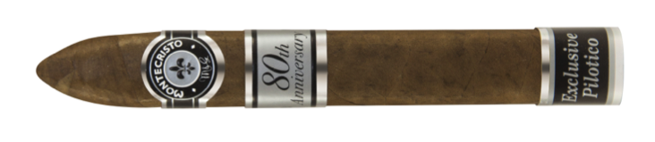 montecristo new cigars 80th anniversary