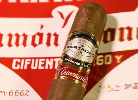 new cigars partagas 170