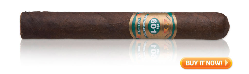 601 green label small cigars on sale