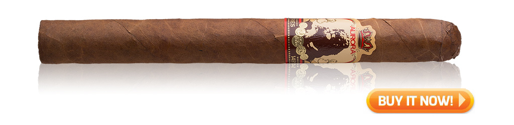 La Aurora 1495 Churchill cigars on sale