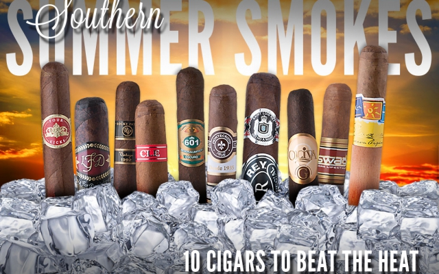 Southern Summer Smokes: Small Cigars