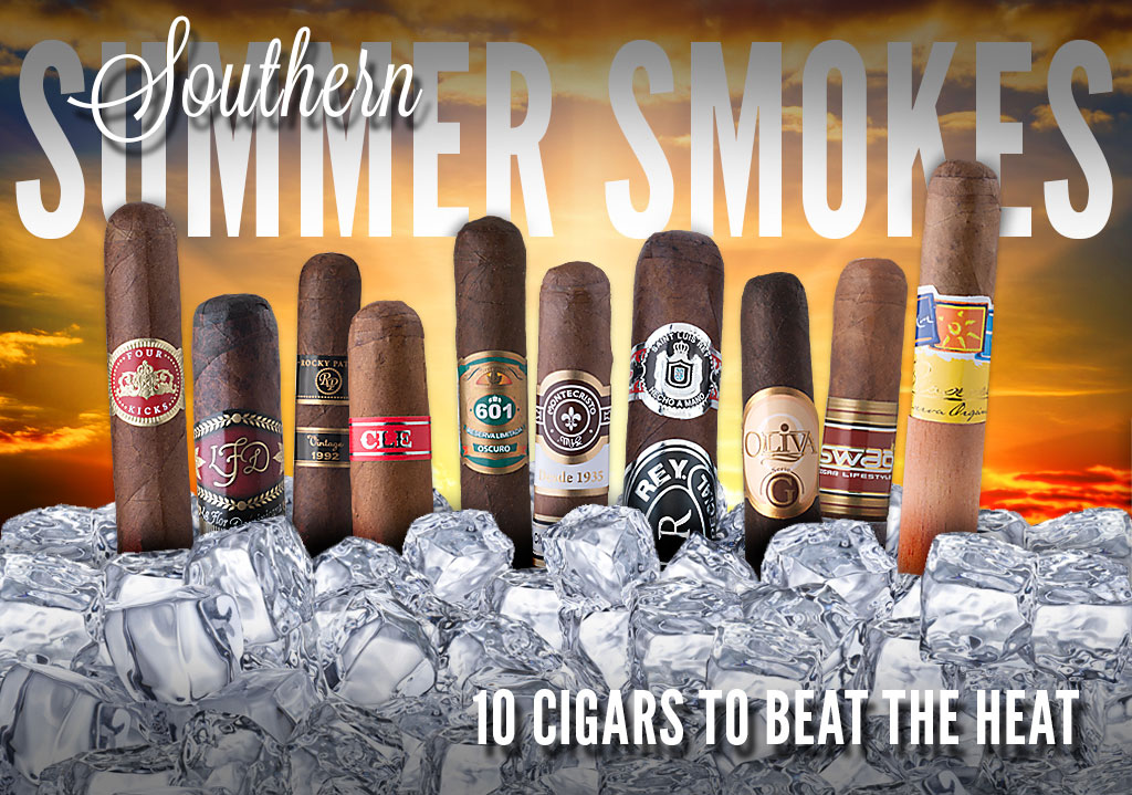 2015 CA Report: Best Southern Summer Smokes – Small Cigars