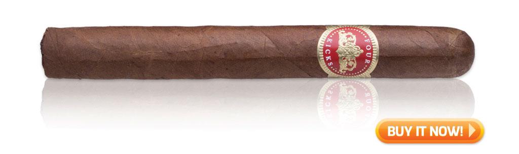Four Kicks corona gorda small cigars on sale
