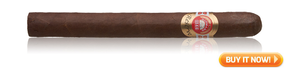 H Upmann Reserve Churchill cigars on sale