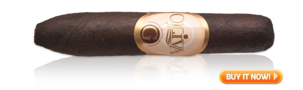 Oliva serie g maduro special g small cigars on sale