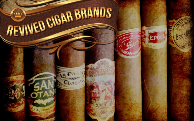 2015 CA Report: 7 Best Revived Cigar Brands