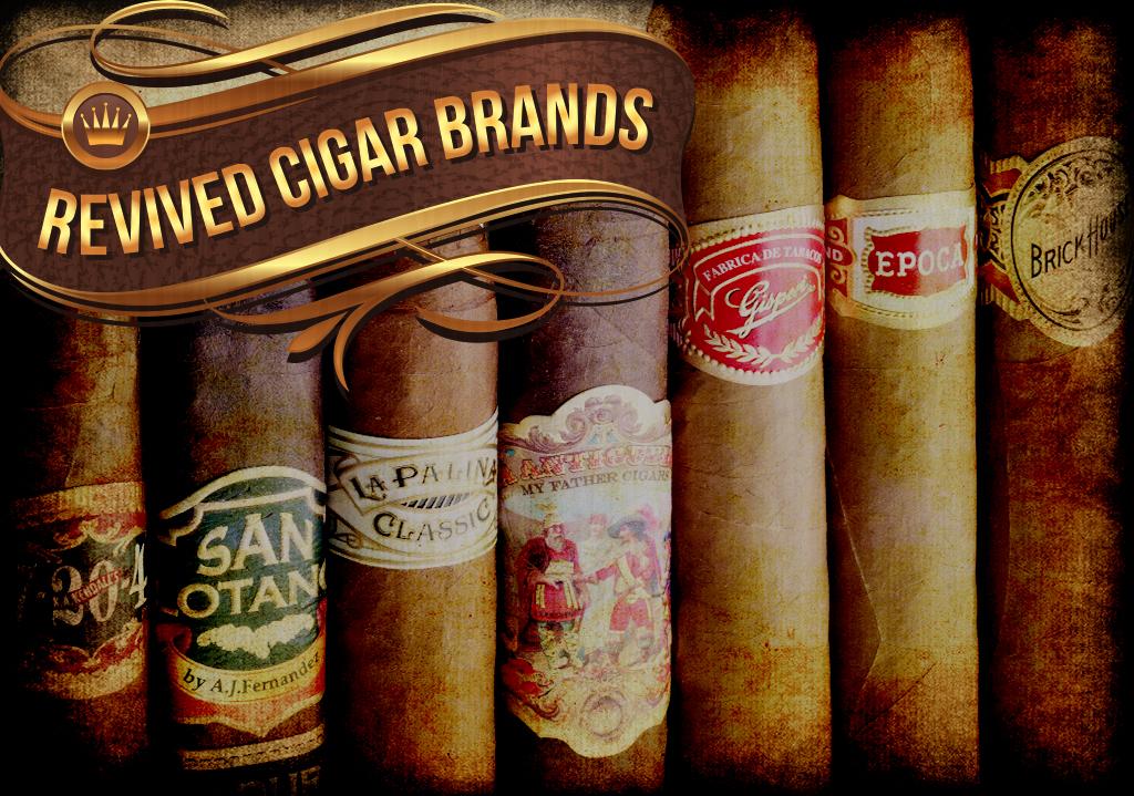 2015 CA Report: 7 Best Revived Cigar Brands
