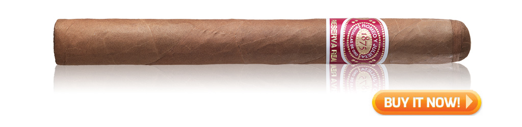 Romeo Reserva Real Churchill cigars on sale