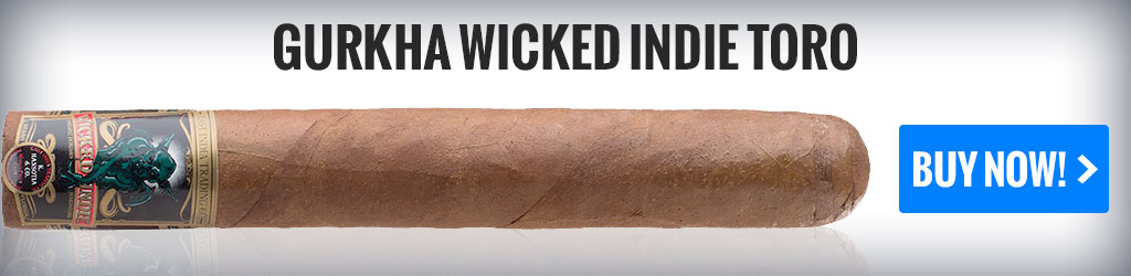 moocher cigars gurkha wicked indie cigars
