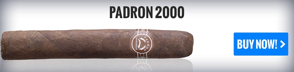 moocher cigars padron 2000 maduro cigars