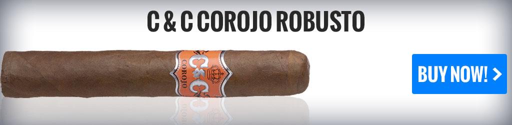 c & c corojo herf-worthy cigars