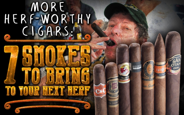 2015 CA Report: 7 More Herf-Worthy Cigars Recommended