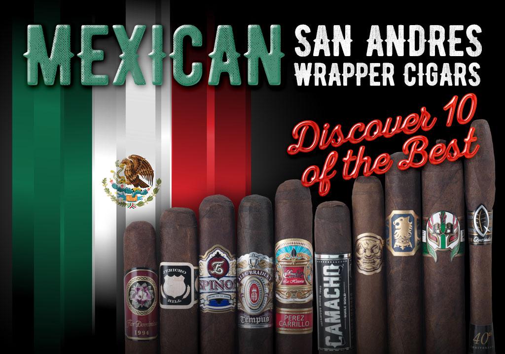 2015 CA Report: Top 10 Mexican San Andres Wrapper Cigars