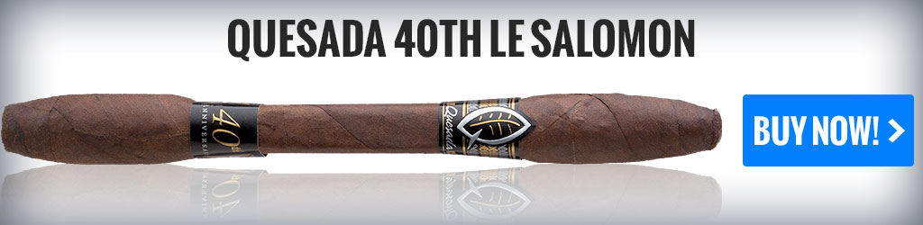 san andres wrapper quesada 40th cigars on sale