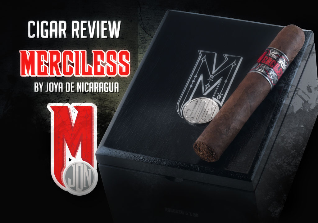 Merciless: Joya de Nicaragua Cigar Review Video