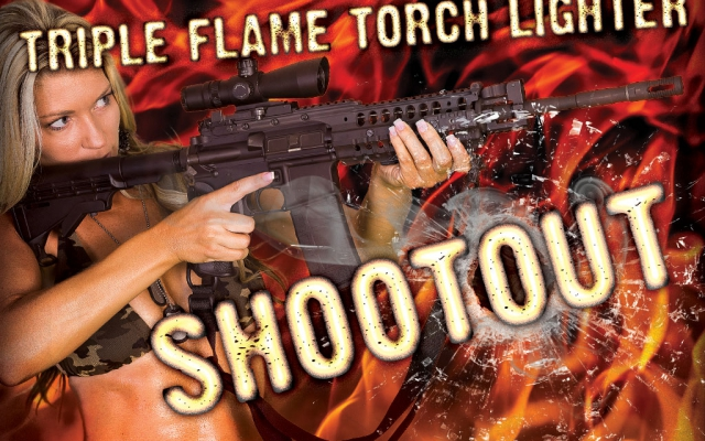 2015 CA Report: Triple Flame Torch Lighters – 4 Reviews