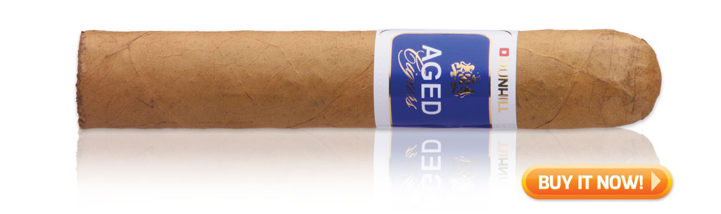 Dunhill aged connecticut shade cigars on sale