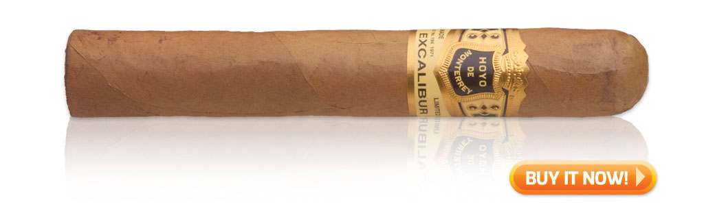 Hoyo De Monterrey Excalibur connecticut shade cigars on sale