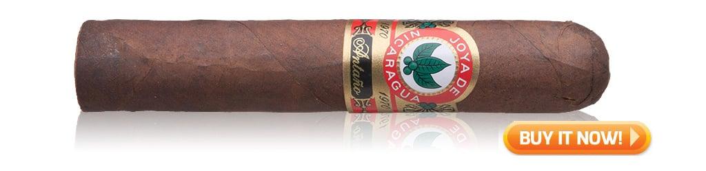 joya de nicaragua cigars nicaraguan cigars bestselling cigars 60 ring cigars