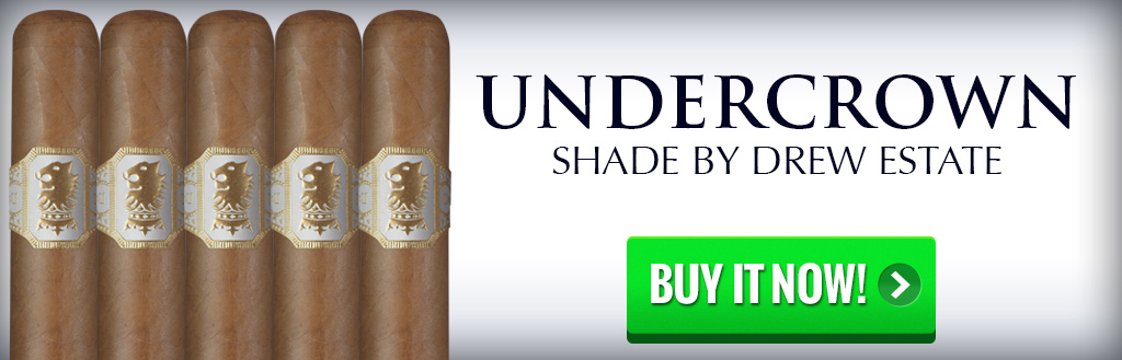 undercrown shade cigar review buy now