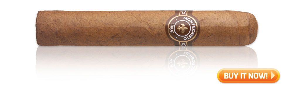 Montecristo connecticut shade cigars on sale