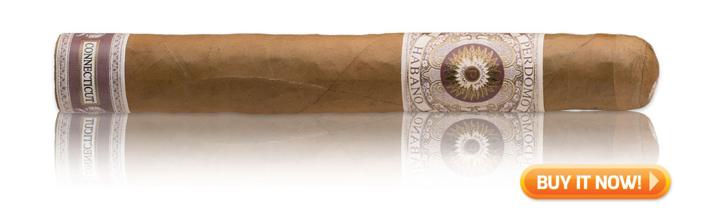 Perdomo habano connecticut shade cigars on sale