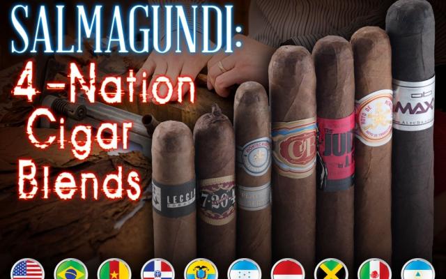 2015 CA Report: Cigar Tobacco Countries of Origin