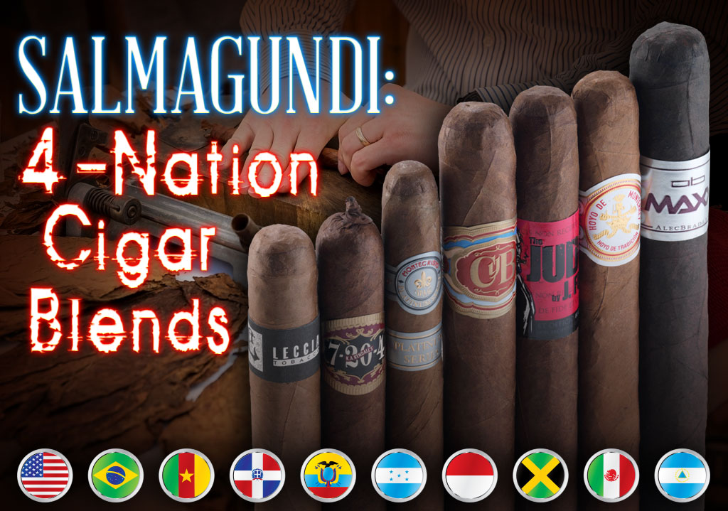 salmagundi cigar tobacco countries of origin