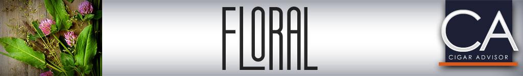 cigar flavors floral