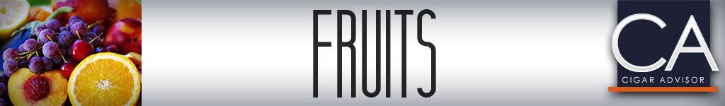 cigar flavors fruit