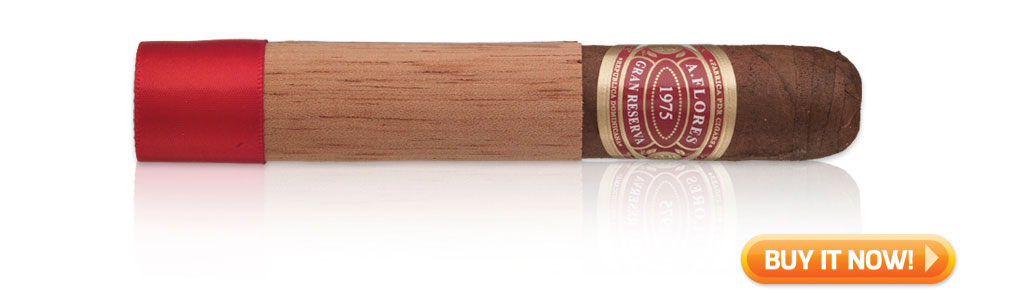 A flores gran reserva cigar wrapper on sale