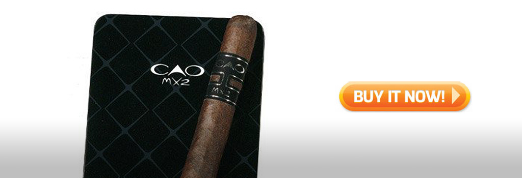 CAO MX2 Small Cigars on sale