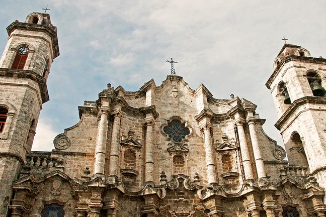 Cathedral havana cuba