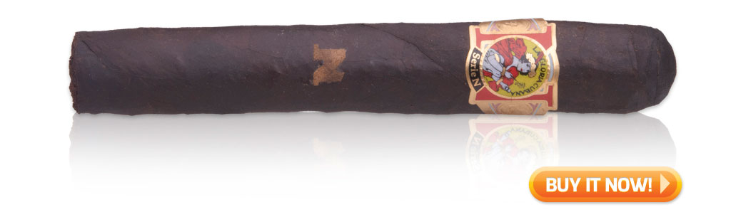 La Gloria Cubana Serie N maduro cigar wrapper on sale
