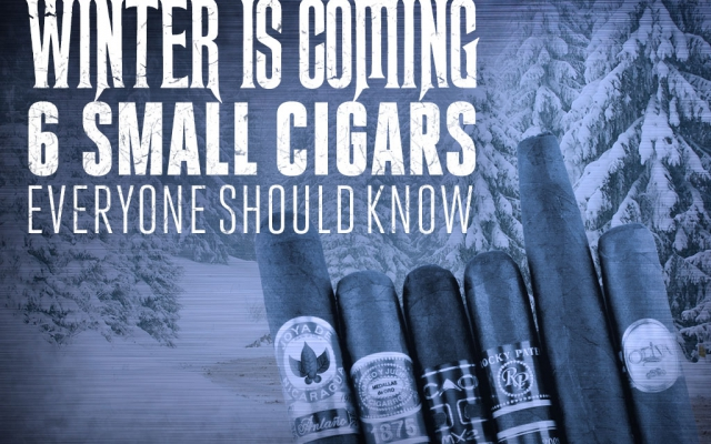 2015 CA Report: Top Small Cigars for Winter Smoking